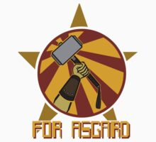 For Asgard! T-Shirt
