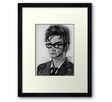 Meet the Doctor Framed Print