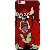 【3800+ views】NARUTO: Four-tails Son Goku (四尾·孫悟空) iPhone Case/Skin