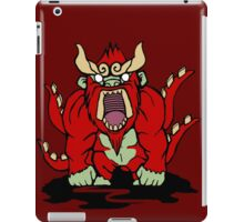 【3800+ views】NARUTO: Four-tails Son Goku (四尾·孫悟空) iPad Case/Skin