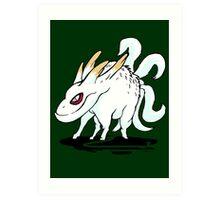 【2700+ views】NARUTO: Five-tails Kokuo (五尾·穆王) Art Print