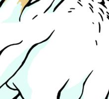 【2700+ views】NARUTO: Five-tails Kokuo (五尾·穆王) Sticker