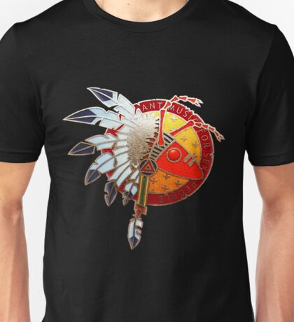 DAL03 Adam Ant Kings Of The Wild Frontier Tour 2017 Unisex T-Shirt