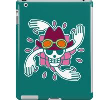 【2000+ views】ONE PIECE: Jolly Roger of Nico Robin iPad Case/Skin