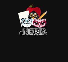 Nerd 2 Womens Fitted T-Shirt