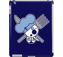 【2600+ views】ONE PIECE: Jolly Roger of Sanji iPad Case/Skin