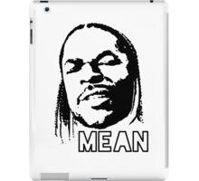 Mean Mug iPad Case/Skin