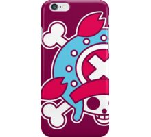 【2600+ views】ONE PIECE: Jolly Roger of TonyTony Copper iPhone Case/Skin