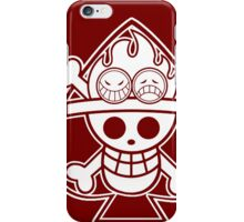 【2700+ views】ONE PIECE: Jolly Roger of Ace iPhone Case/Skin