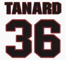 NFL Player Tanard Jackson thirtysix 36 by imsport