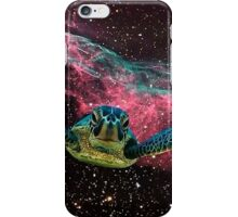 SPACE TURTLE iPhone Case/Skin