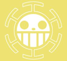 【4500+ views】ONE PIECE: Jolly Roger of Trafalgar Law Kids Clothes
