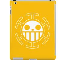 【4500+ views】ONE PIECE: Jolly Roger of Trafalgar Law iPad Case/Skin