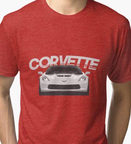 Corvette Tri-blend T-Shirt