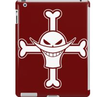 【3300+ views】ONE PIECE: Jolly Roger of Whitebeard iPad Case/Skin