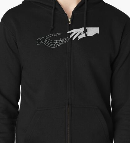 Forever Yours Zipped Hoodie
