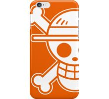 【4000+ views】ONE PIECE: Jolly Roger of Straw Hat III iPhone Case/Skin