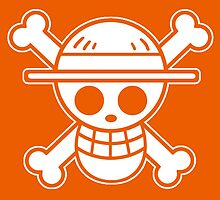 【4000+ views】ONE PIECE: Jolly Roger of Straw Hat III by Ruo7in