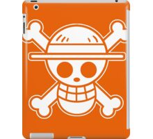 【4000+ views】ONE PIECE: Jolly Roger of Straw Hat III iPad Case/Skin