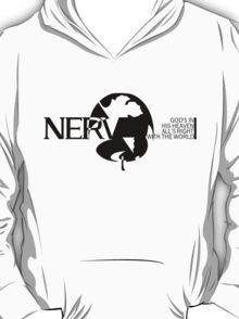 【4400+ views】EVANGELION: NERV T-Shirt