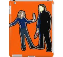 It's Halloween, Come At Me Bro! iPad Case/Skin
