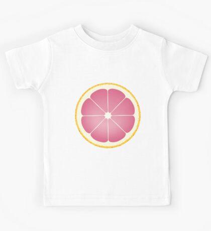 Grapefruit Kids Tee