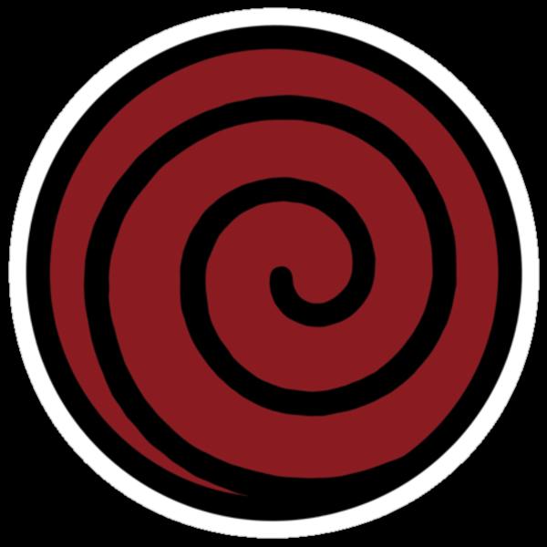 【21000+ views】NARUTO: Clan Symbol of Whirlpool (Uzumaki) by Ruo7in