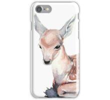 Doe Eyed iPhone Case/Skin