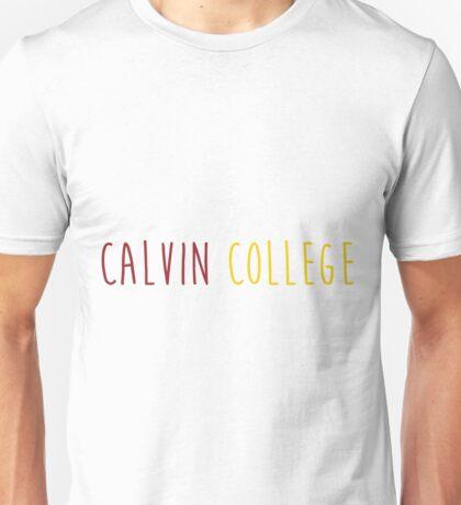 Calvin College Unisex T-Shirt