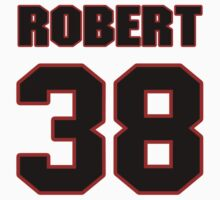 NFL Player Robert Lester thirtyeight 38 by imsport