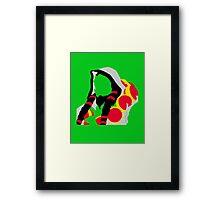 Thrall Hearthstone pop Style Framed Print