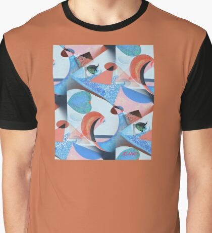 LOVE LETTERS Graphic T-Shirt