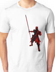 Darth Maul Lightning Strike Unisex T-Shirt