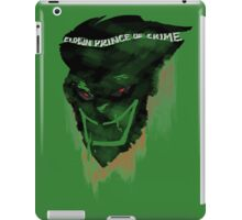 Clown Prince of Crime iPad Case/Skin