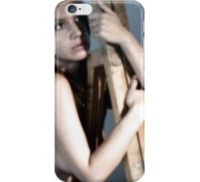 The Posing of Art iPhone Case/Skin