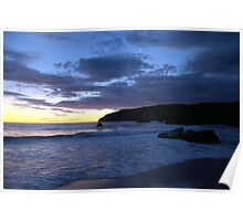 Before the Moon Went to Bed at Sango Bay Poster