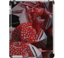 Goldfish Lanterns iPad Case/Skin