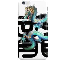 "【6900+ views】The Chinese Dragon: ""LOONG (龙/龍)"" iPhone Case/Skin"