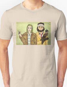 Margot & Richie Unisex T-Shirt