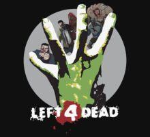 Left 4 Zombies by jbrinkleyart