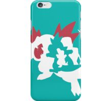 【13800+ views】Pokemon Totodile>Croconaw>Feraligatr iPhone Case/Skin
