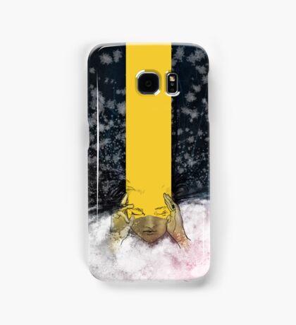 Golden Head Samsung Galaxy Case/Skin
