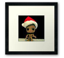 I Am Christmas Framed Print