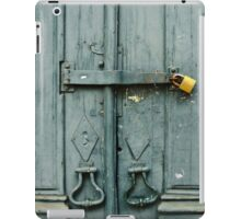 Locked Door iPad Case/Skin