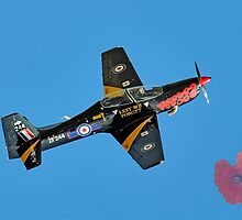 Lest We Forget Tucano by © Steve H Clark