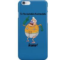 Mermaid Man iPhone Case/Skin