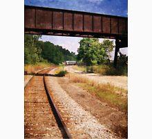 Vintage Railroad Tracks Unisex T-Shirt