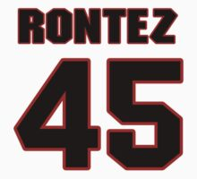 NFL Player Rontez Miles fortyfive 45 by imsport