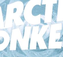 Arctic Monkeys - Waves Sticker