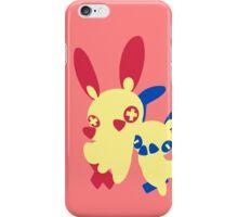 【5300+ views】Pokemon Plusle (for Girl) iPhone Case/Skin